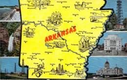 USA - Arkansas - Non Classés