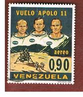 VENEZUELA  - SG 2098    -       1969       1ST MAN ON THE MOON: APOLLO 11          -  USED° - Venezuela