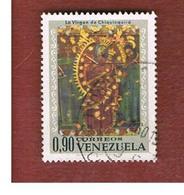VENEZUELA  - SG 2163    -       1970       RELIGIOUS ART: CHIQUINQUIRA VIRGIN         -  USED° - Venezuela