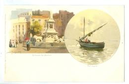 1900's? Italy, Napoli. Alberto Prosdocimi Printed Art Pc, Unused. - Illustrators & Photographers