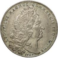 France, Jeton, Louis XIV, Chambre De Commerce De Rouen, 1707, SUP, Argent - Other