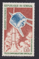 SENEGAL AERIENS N°   45 ** MNH Neuf Sans Charnière, TB (D7602) Cosmos, Satellite Syncom II - 1964 - Sénégal (1960-...)