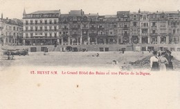 HEIST / ZEEDIJK  / GRAND HOTEL DES BVAINS - Heist