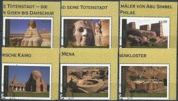 UNO WIEN 2005 Mi-Nr. 445/50 O Used - Aus Abo - Wien - Internationales Zentrum