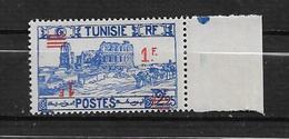 Tunisie Timbres De 1939/40  N°205 Et 226 Double  Surcht  Neufs ** - Tunisie (1888-1955)