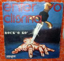 """Enter 'O Clisma  Rock 'O Ko'  COVER NO VINYL 45 GIRI - 7"""" - Accessori & Bustine"""