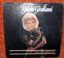 """GILDA GIULIANI MERAVIGLIOSA COVER NO VINYL 45 GIRI - 7"""" - Accessori & Bustine"""