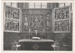 Arnstadt - Liebfrauenkirche-Altar 1498 - Marienkrönung & Laurentius Und Bonifatius -  (1955) Postkarte - Arnstadt