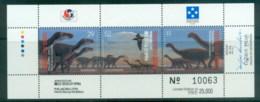 Korea 1994 Dinosaurs MS MUH - Korea (...-1945)