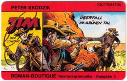 GERMANY K-Serie A-265 - 07.93 - Comic, Jim - MINT - Germany