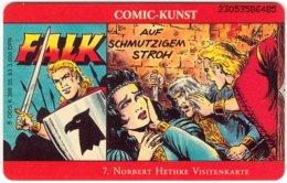 GERMANY K-Serie A-268 - 05.93 - Comic, Falk - MINT - Germany