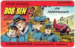 GERMANY K-Serie A-277 - 05.93 - Comic, Bob & Ben - MINT - Germany