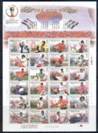 Korea 2002 World Cup Soccer FIFA 4th Place MS MUH - Korea (...-1945)