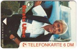 GERMANY O-Serie A-598 - 135A 06.92 - Beate Uhse - Used - O-Series : Customers Sets
