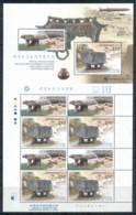 Korea 2003 World Heritage Sites MS MUH - Korea (...-1945)