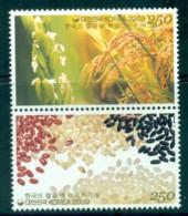 Korea 2009 Rice MUH Lot82597 - Korea (...-1945)