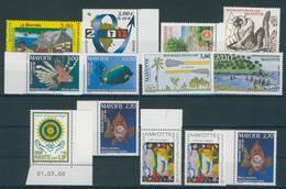MAYOTTE, Nice Lot, Low Price, MNH; - Postzegels