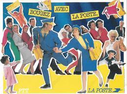 Bougez Avec La Poste - Facteur - Poste & Facteurs