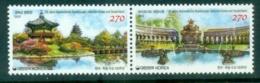Korea 2013 Korea-Germany Diplomatic Relations MUH - Korea (...-1945)