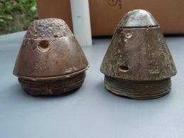 Deux Fusées Anglaise 1915 Et Allemande.(02/16) - 1914-18