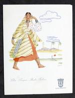 Collezionismo Menu Navi LLOYD Triestino - Colazione Pranzo 12 Giugno 1954 - Menus