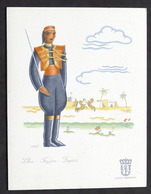 Collezionismo Menu Navi LLOYD Triestino - Mn. Australia - Pranzo 17 Luglio 1954 - Menus