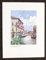 Collezionismo Menu Navi LLOYD Triestino - Mn. Australia - Pranzo 4 Giugno 1954 - Menus