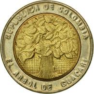Monnaie, Colombie, 500 Pesos, 2007, TTB, Bi-Metallic, KM:286 - Colombie
