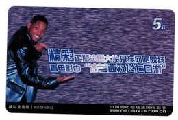 Movie Star,Movie Card,Will Smith(US) - China