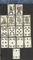 SPEELKAARTEN JOKER PLAYING CARDS KAARTSPEL JEU DE CARTES CARD GAME KARTENSPIEL DE KLOOF Dutch Matchbox Labels - Matchbox Labels