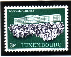 Luxembourg  1964 - N°650 XX Nouvel Athénée - Luxembourg
