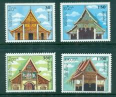 Laos 1994 Pagoda Ornate Gables MUH Lot82924 - Laos