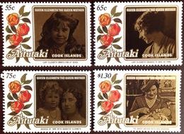 Aitutaki 1986 Queen Mother MNH - Aitutaki