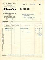 BATA La Scarpa S.a..-BATA - Dépot De Chaussures -BALE 1930 - Frankreich