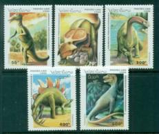 Laos 1995 Dinosaurs MUH Lot82923 - Laos