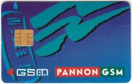 HUNGARY E-380 GSM Pannon - Used - Hungary