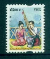 Laos 2005 Musicians MUH Lot82397 - Laos