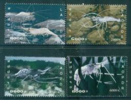 Laos 2006 Shrimp, Crustaceans MUH Lot82394 - Laos