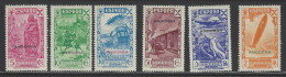 Andorra Spagnola - 1938 - Nuovo/new MH - Charity - Un. N. 1/6 - Ongebruikt