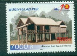 Laos 2009 ASEAN Lao House MUH Lot24456 - Laos