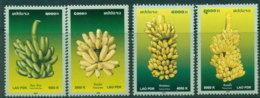 Laos 2009 Bananas MUH Lot24455 - Laos