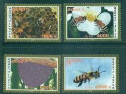 Laos 2009 Bees MUH Lot46232 - Laos