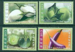 Laos 2009 Eggplants MUH Lot24465 - Laos