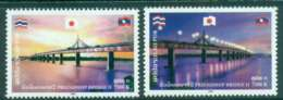 Laos 2009 Friendship Bridge MUH Lot46236 - Laos