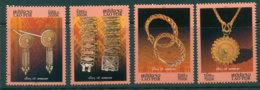 Laos 2009 Jewellery MUH Lot24461 - Laos