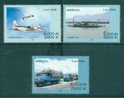 Laos 2009 Transport MUH Lot46234 - Laos