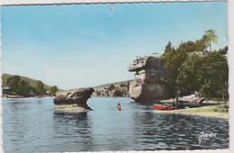 25   Villers Le Lac Frontiere Franco-suisse  Les Bassins Du Doubs  La Casquette Et Le Rocher D'hercule - France