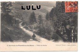 DEPT 88 : édit. P Duroch N° 73 : Vallée Des Roches  ( Tempon Au Dos A Identifié ? ): Environs De Plombière Les Bains - Non Classés