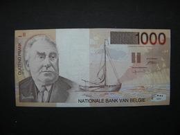 BELGIUM 1000 FRANCS- NATIONALE BANK VAN BELGIE - Belgium