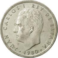 Monnaie, Espagne, Juan Carlos I, 100 Pesetas, 1980, Madrid, TTB, Copper-nickel - [ 5] 1949-… : Royaume